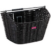 Unix Manolo Bike Basket Klickfix black